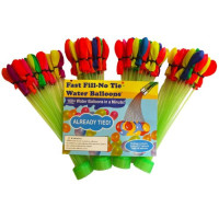 Bunch O Balloons, Instant Water Balloons, Blue - 3 bunches (100 Total Water Balloons)