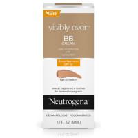 Neutrogena, Visibly Even BB Cream, Light To Medium, SPF 30 - 1.7 Fluid Ounce