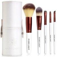 Andre Lorent, PRO 5 Professional Makeup Brush Set With Gorgeous Designer Case