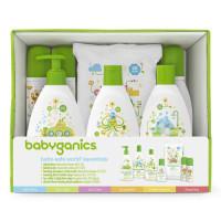 BabyGanics, Baby Safe World Essentials Gift Set