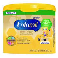 Enfamil, Infant Non-GMO Powder Tub - 20.5 Ounce