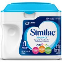 Similac, Advance Infant Formula with Iron - 23.2 Ounce