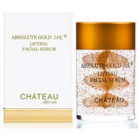 CHT, PURE 24K GOLD Luxurious Anti-Aging Facial Lifting Serum - 2 fl. oz.