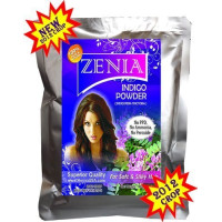 Zenia, Indigo Powder For Black Hair - 100 gram