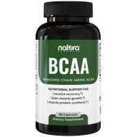 Natura Formulas, BCAA (Branched Chain Amino Acids) for Muscl