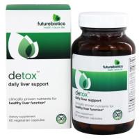 Futurebiotics, Detox Daily Liver Support - 60 Vegetarian Capsules