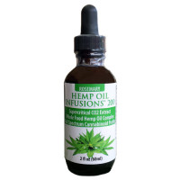 CBD Infusions, Cannibidiol Rich Hemp Oil With Supercritical CO2 Rosemary Oil, 200 mg. - 2