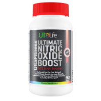 UltaLife, Ultimate Nitric Oxide Booster Supplements - 90 Capsules