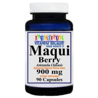 Vita Bec, Maqui Berry Super Antioxidant, 900 mg - 90 Caps