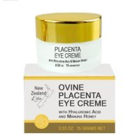 New Zealand 4 You, Ovine Placenta Eye Cream with Hyaluronic Acid and Manuka Honey - 0.53 o