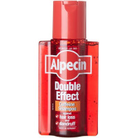 Alpecin, Double Effect Caffeine Shampoo - 200 ml