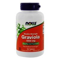 Now Foods, Graviola, 500 mg - 100 Capsules