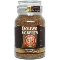 Douwe Egberts, Pure Indulgence Instant Coffee in Jar, Dark Roast - 7.05 oz. (200 g)