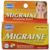 Hyland's, Migraine Headache Relief - 60 Tablets