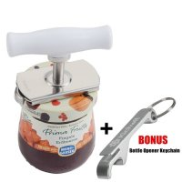 KCHW, Stainless Jar Opener and Bottle Opener