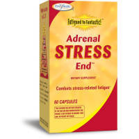 Enzymatic Therapy, Fatigued to Fantastic!, Adrenal Stress End - 60 Capsules