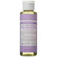 Dr. Bronner's Pure, Castile Liquid Soap - Lavender - 4 oz.