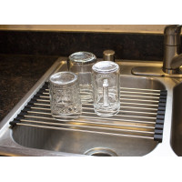 KHM, Roll Up Kitchen Dish Drying Rack
