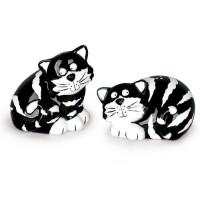 CTC, Chester The Cat - Kitten Salt & Pepper Shakers