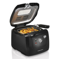 Hamilton Beach, Deep Fryer with Cool Touch, 2-Liter Oil Capacity