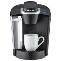 KRG, Single Serve Programmable K-Cup Pod Coffee Maker - Black