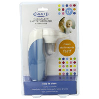 Graco, Battery Operated Baby Nasal Aspirator - 1 Count