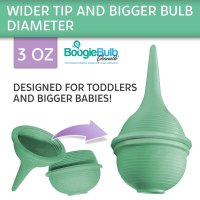 BoogieBulb, Baby Nasal Aspirator and Booger Sucker