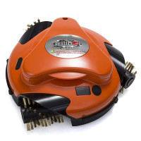 GLBT, Automatic Grill Cleaner - Orange, Blue, Red, Black