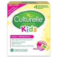 Culturelle, Kid's Packets, Probiotic - 30 Single Serve Packets