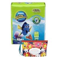 Huggies, Little Swimmers Disposable Swimpants, Swim Diaper