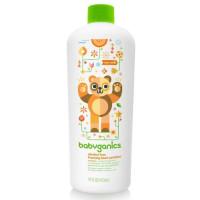 Babyganics, Alcohol-Free Foaming Hand Sanitizer Refill, Mandarin - 16 Oz.