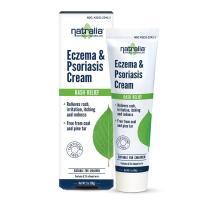 Natralia, Eczema & Psoriasis Cream - 2 oz. (56 g)