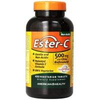 American Health, Ester-C, with Citrus Bioflavonoids - 450 Veggie Tabs (500mg)