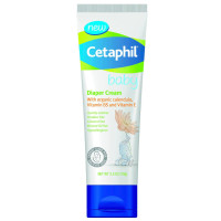 Cetaphil Baby, Diaper Cream with Organic Calendula, Vitamin B5 and E - 2.5 Ounce