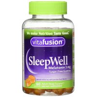 VitaFusion, SleepWell, Adult Sleep Support - 60 Gummies