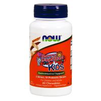 Now Foods, BerryDophilus, Kids, 2 Billion - 60 Chewables