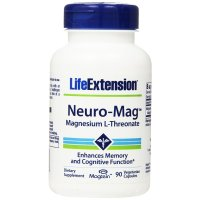 Life Extension, Neuro-Mag, Magnesium L-Threonate - 90 Veggie Caps
