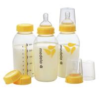 Medela, Breastmilk Bottle Set (Sizes: 5~8 Ounce)