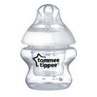 Tommee Tippee, Closer To Nature First Feed Bottle (Sizes: 5~9 Ounce)