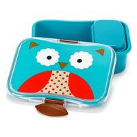 SKHP, Baby Zoo Little Kid and Toddler Mealtime Lunch Kit Feeding Set