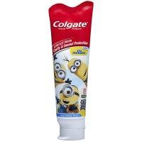Colgate, Kids Toothpaste, Bubble Fruit, Minions - 4.6 ounce