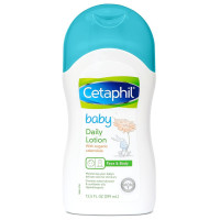Cetaphil Baby, Daily Lotion with Organic Calendula - 13.5 oz.
