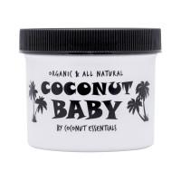 Coconut Essentials, Coconut Baby Oil Organic Moisturizer - 4 oz.