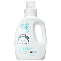 Mama Bear, Gentle Care Baby Laundry Detergent, 95% Biobased, Bearly Blossom Scent - 40 fl