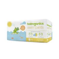 Babyganics, Color Changing Disposable Swim Pants, (Small/Medium/Large)
