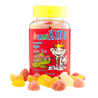 Gummi King, Sugar-Free Multi-Vitamin, For Kids - 60 Gummies