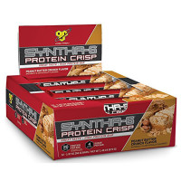 BSN, Syntha-6 Protein Crisp, Peanut Butter Crunch Flavor, 12 Bars - 1.97 oz (56 g) each