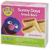 Earth's Best, Organic Sunny Days Snack Bars - 8 Count