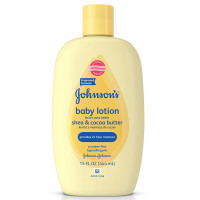 Johnson's Baby, Baby Lotion, Shea & Cocoa Butter - 15 fl oz (443 ml)