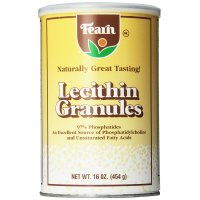 Fearn Natural Food, Lecithin Granules - 16 oz (454 g)